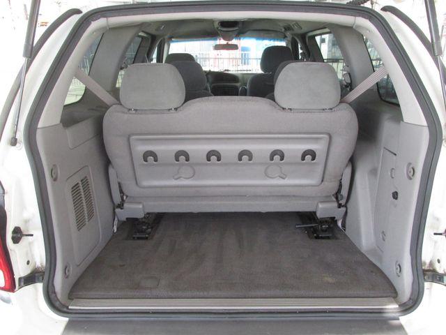 2002 Ford Windstar Wagon SE w/210A Gardena, California 10