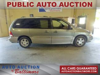 2002 Ford Windstar Wagon SEL w/300A   JOPPA, MD   Auto Auction of Baltimore  in Joppa MD