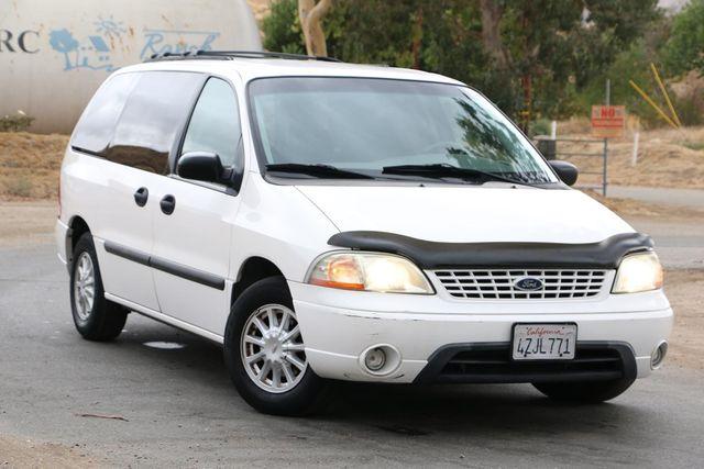 2002 Ford Windstar Wagon LX Santa Clarita, CA 3