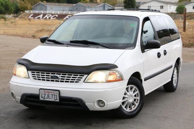 2002 Ford Windstar Wagon LX Santa Clarita, CA 4
