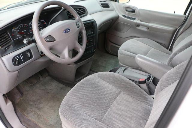 2002 Ford Windstar Wagon LX Santa Clarita, CA 8