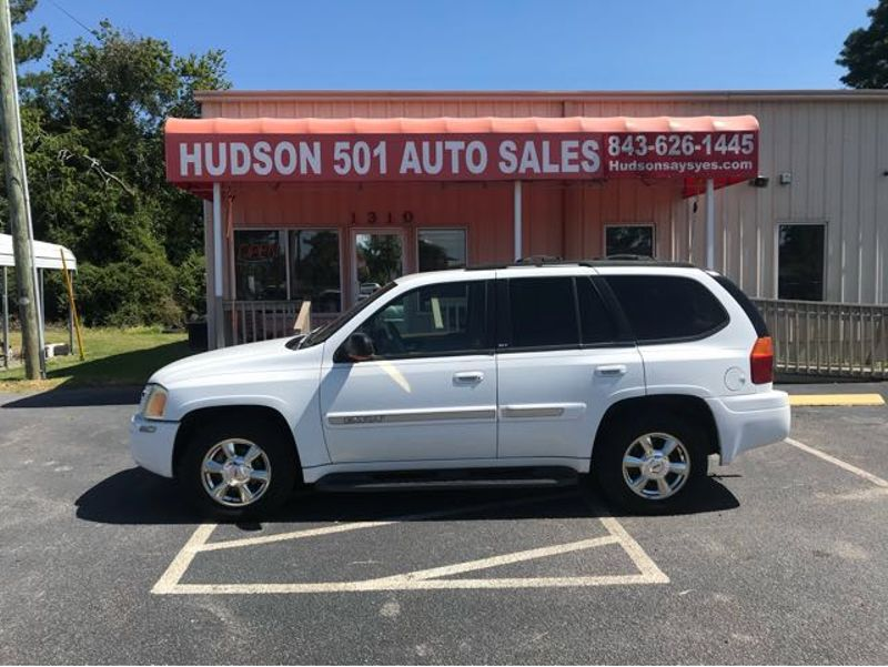 2002 GMC Envoy SLT | Myrtle Beach, South Carolina | Hudson Auto Sales in Myrtle Beach South Carolina