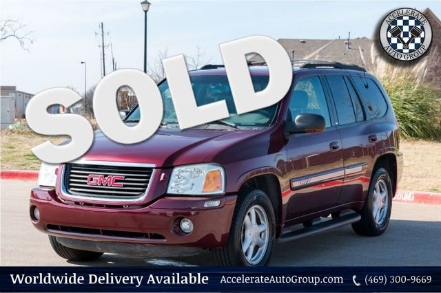 2002 GMC Envoy SLT ONLY 48K MILES! in Rowlett