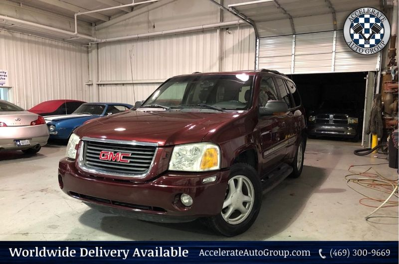 2002 GMC Envoy SLT in Rowlett Texas