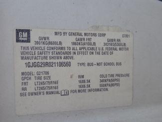 2002 GMC Savana Passenger Hoosick Falls, New York 7