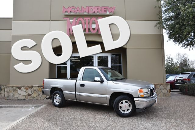 2002 GMC Sierra 1500 SLE in Arlington, TX, Texas 76013