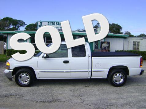 2002 GMC Sierra 1500 SLE in Fort Pierce, FL
