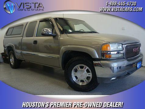 2002 GMC Sierra 1500 SLE in Houston, Texas