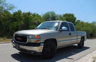 2002 GMC Sierra 1500 SLE in New Braunfels, TX 78130
