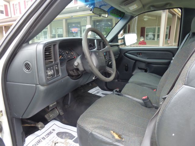 2002 GMC Sierra 2500 Hoosick Falls, New York 4