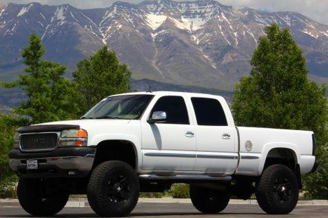 2002 GMC Sierra 2500HD 4x4 in , Utah