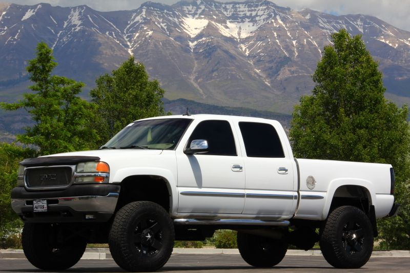 2002 GMC Sierra 2500HD 4x4  city Utah  Autos Inc  in , Utah