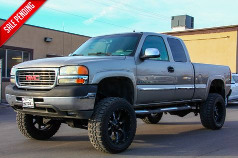 2002 GMC Sierra 2500HD SLT 4x4 in , Utah