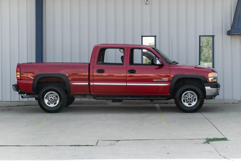 2002 GMC Sierra 2500HD SLE DURAMAX in Rowlett, Texas
