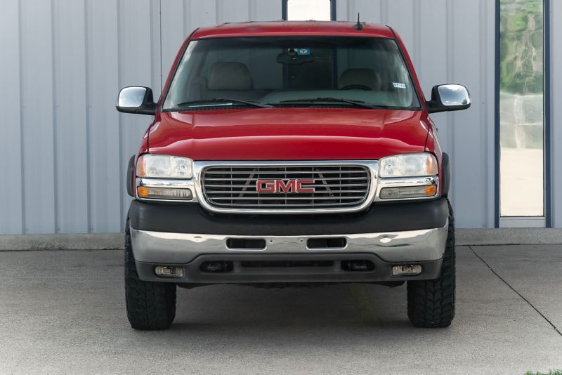2002 GMC Sierra 2500HD SLE DURAMAX in Rowlett, Texas