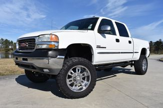 2002 GMC Sierra 2500HD SLE Walker, Louisiana 4