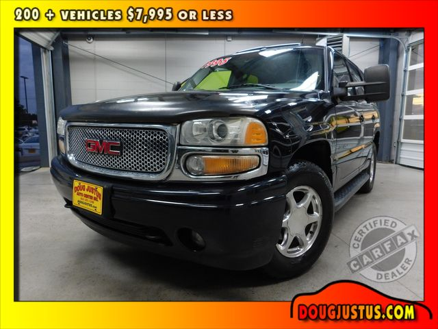 2002 GMC Yukon Denali in Airport Motor Mile ( Metro Knoxville ), TN 37777