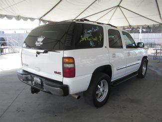 2002 GMC Yukon SLT Gardena, California 2