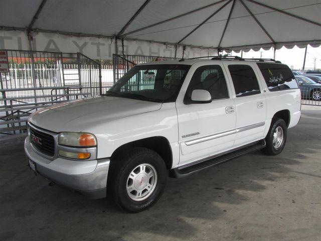 2002 GMC Yukon XL SLT Gardena, California