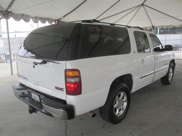2002 GMC Yukon XL SLT Gardena, California 2