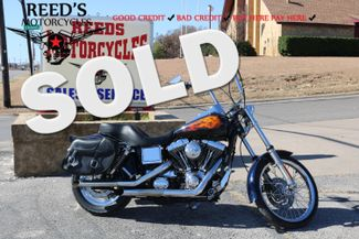 2002 Harley Davidson Dyna Wide Glide | Hurst, Texas | Reed's Motorcycles in Hurst Texas