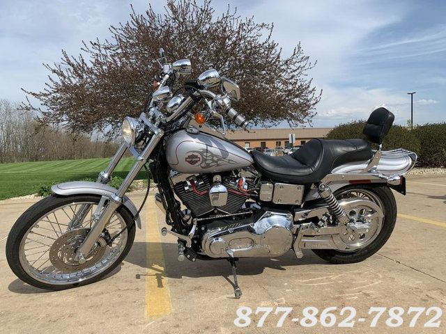 2002 Harley-Davidson DYNA WIDE GLIDE FXDWG WIDE GLIDE FXDWG in Chicago, Illinois 60555