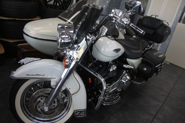 2002 Harley-Davidson FLHRCI Custom With Side Car Houston, Texas 1