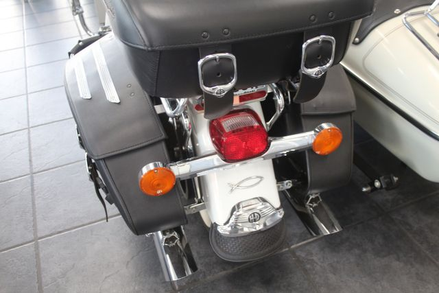 2002 Harley-Davidson FLHRCI Custom With Side Car Houston, Texas 14