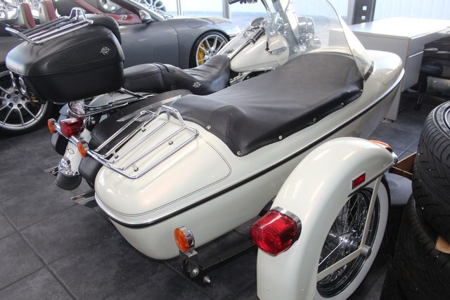 2002 Harley-Davidson FLHRCI Custom With Side Car Houston, Texas 15