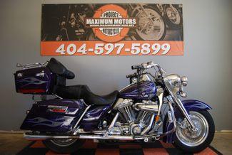 2002 Harley Davidson FLHRSEI Screamin Eagle Roadking Jackson, Georgia