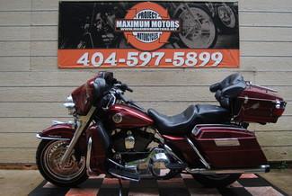 2002 Harley Davidson FLHTCUI Ultra Classic Jackson, Georgia 9