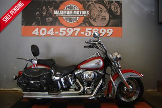 2002 Harley-Davidson FLSTC Heritage Softail Jackson, Georgia