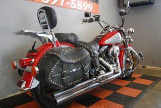 2002 Harley-Davidson FLSTC Heritage Softail Jackson, Georgia 1