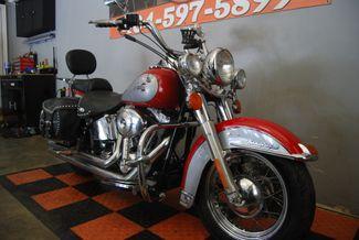2002 Harley-Davidson FLSTC Heritage Softail Jackson, Georgia 2