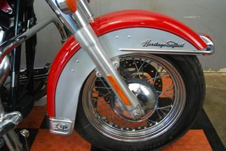 2002 Harley-Davidson FLSTC Heritage Softail Jackson, Georgia 5