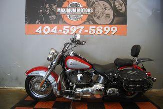 2002 Harley-Davidson FLSTC Heritage Softail Jackson, Georgia 8