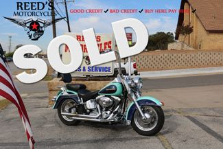 2002 Harley Davidson FLSTCI HERITAGE | Hurst, Texas | Reed's Motorcycles in Hurst Texas