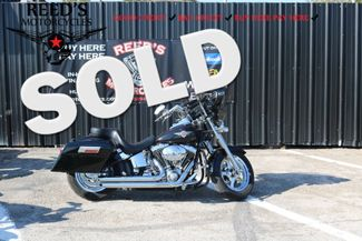 2002 Harley Davidson FLSTF in Hurst Texas