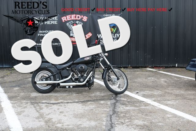 2002 Harley Davidson FXS  | Hurst, Texas | Reed's Motorcycles in Hurst Texas