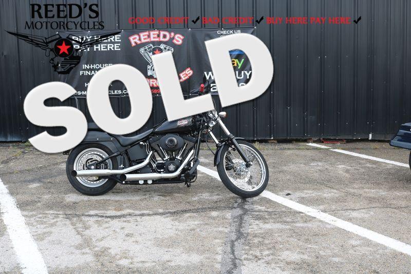 2002 Harley Davidson FXS  | Hurst, Texas | Reed's Motorcycles in Hurst Texas