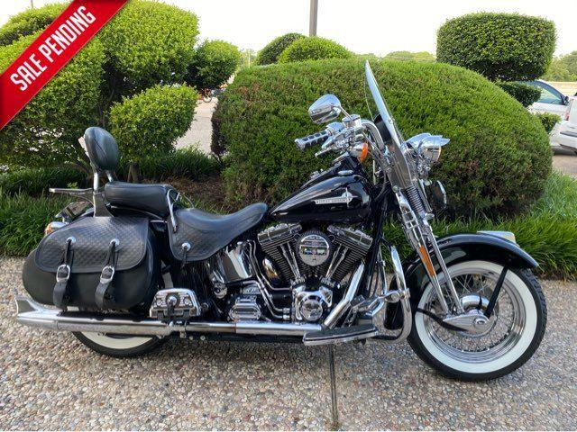 2002 Harley-Davidson Heritage Springer