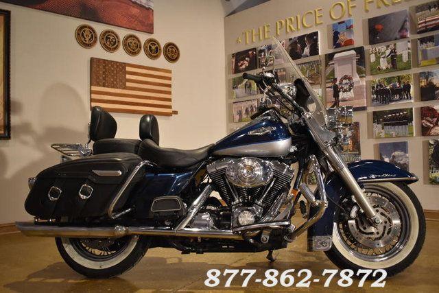 2002 Harley-Davidson ROAD KING CLASSIC FLHRCI ROAD KING CLASSIC