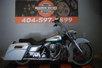 2002 Harley-Davidson Roadking Classic FLHRCI Jackson, Georgia