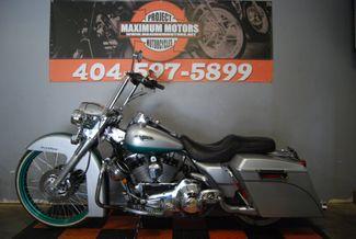 2002 Harley-Davidson Roadking Classic FLHRCI Jackson, Georgia 12