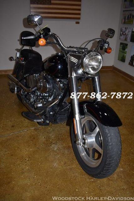 2002 Harley-Davidson SOFTAIL FAT BOY FLSTFI FAT BOY FLSTFI Chicago, Illinois 3