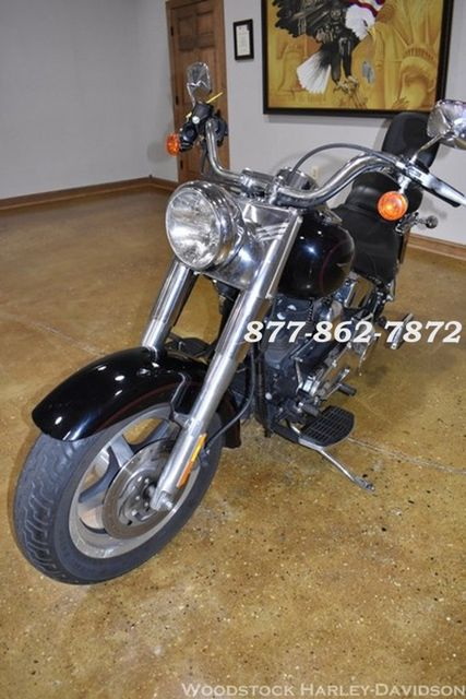 2002 Harley-Davidson SOFTAIL FAT BOY FLSTFI FAT BOY FLSTFI Chicago, Illinois 4