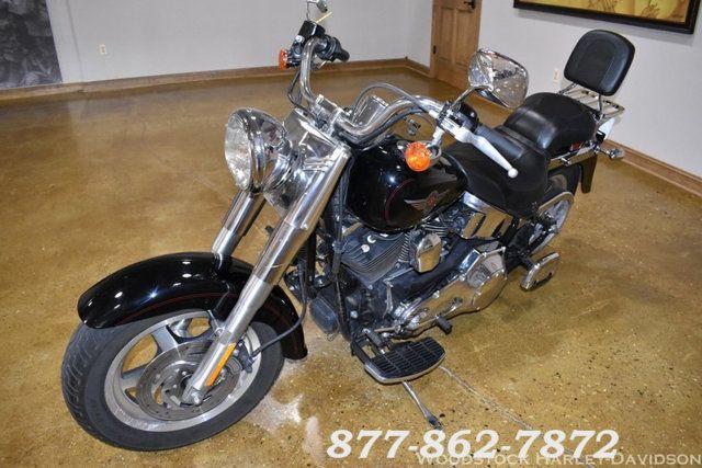 2002 Harley-Davidson SOFTAIL FAT BOY FLSTFI FAT BOY FLSTFI Chicago, Illinois 5