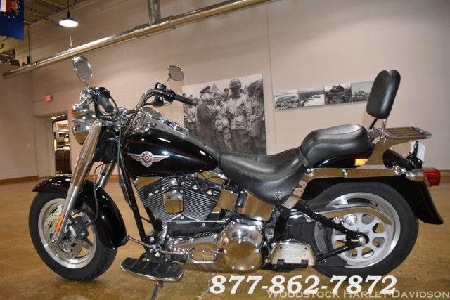 2002 Harley-Davidson SOFTAIL FAT BOY FLSTFI FAT BOY FLSTFI Chicago, Illinois 6