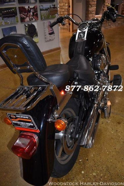 2002 Harley-Davidson SOFTAIL FAT BOY FLSTFI FAT BOY FLSTFI Chicago, Illinois 9