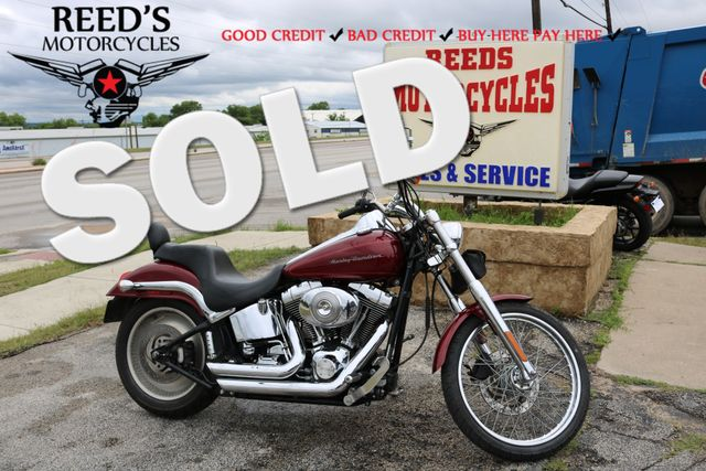 2002 Harley Davidson Softail Deuce | Hurst, Texas | Reed's Motorcycles in Hurst Texas